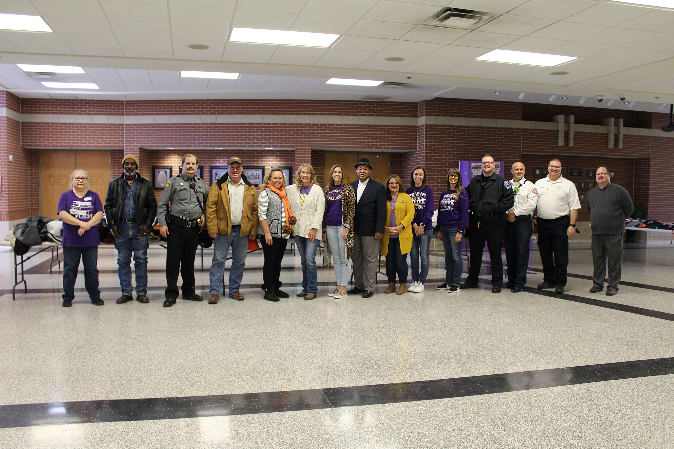 Coats for Chickasha 2019 - Group Photo
